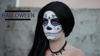 Tutoriel Maquillage Spécial Halloween ! Thumbnail