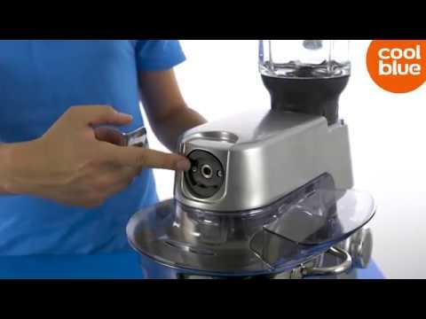 Kenwood Chef Elite Kvc5320s Keukenmixer Review Nederlands Youtube