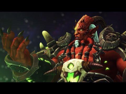 Tráiler de La Tumba de Sargeras Parche 7.2 –World of Warcraft: Legion