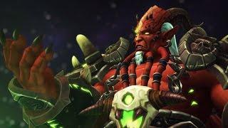 Triler de La Tumba de Sargeras Parche 72 World of Warcraft Legion