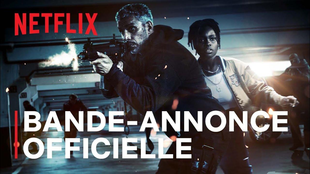 Braqueurs La Serie Bande Annonce Officielle Vf Netflix France Youtube
