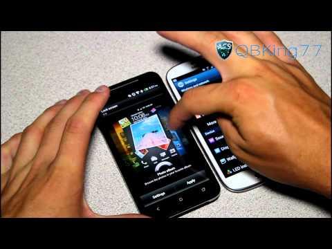 Samsung Galaxy S III vs. HTC EVO 4G LTE - Part 2