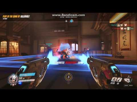 Golden Gun Tracer Yeah KillerVolt