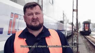Pociąg gotowy do odjazdu! Kulisy pracy rewidentów PKP Intercity