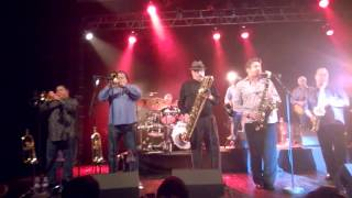 Tower of Power @ Le Trianon, Paris France, 04.11.14