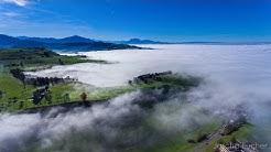 Nebelmeer über Zug | Schweiz