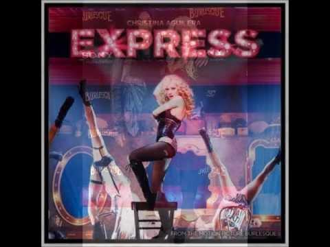Christina Aguilera: Express (w/ lyrics in description)