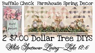 DOLLAR TREE DIY FARMHOUSE BUFF…