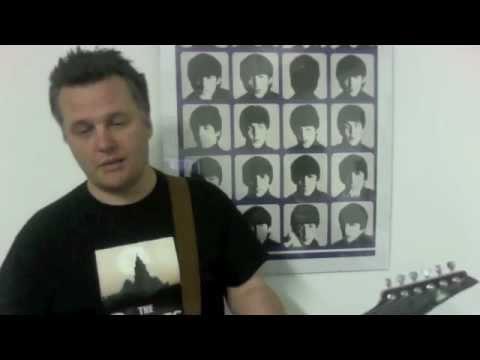 Beatles Songwriting Lesson: Something For No One (Matt Blick)