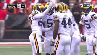 Michigan at Maryland - Football Highlights
