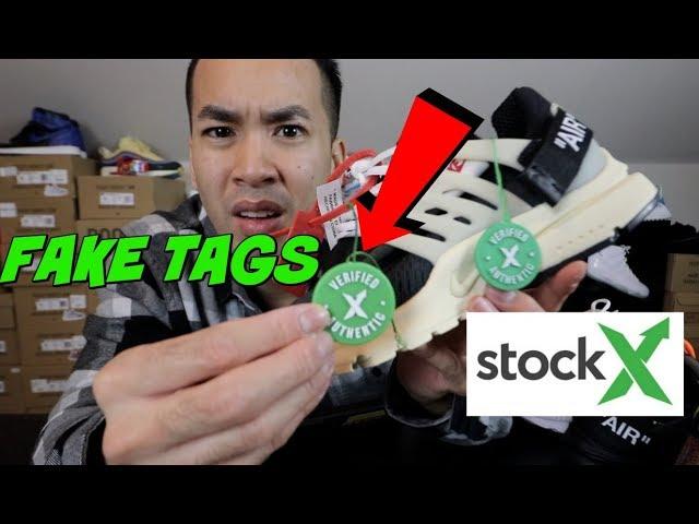FAKE STOCKX TAG ?!! LEGIT CHECK OG \