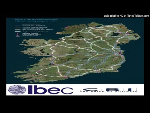 Ibec/CBI set out ambitious plan for all-island economy  (27.7.16)