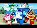 Fun Kids Puzzles - Police Robocar, Fire Truck and Ambulance | Fun Online Games