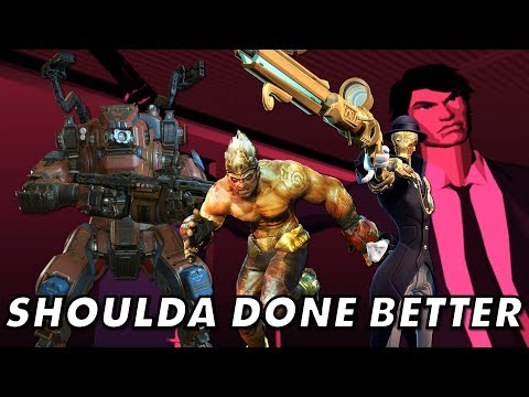 Ten Great Games That Deserved More Success Than They Got