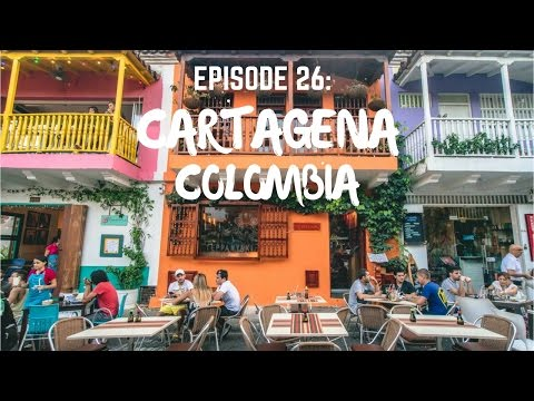 Exploring the Vibrant Cartagena and Celebrating New Year's in Colombia