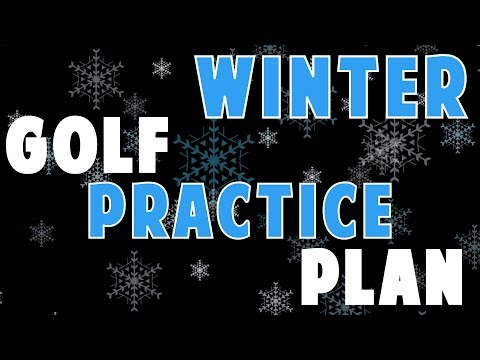 Winter Golf Practice Plan | 3 Best In Home Drills