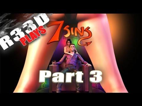 7 Sins Walk Through - Part 3 - Sex With The Stars