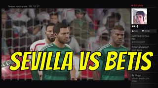 Video Gol Pertandingan Sevilla vs Real Betis