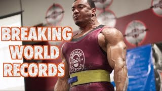 ALL-TIME POWERLIFTING WORLD RECORD BROKEN + 960 LBS SQUAT