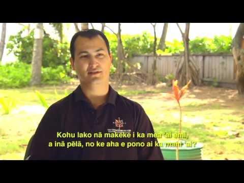 "ʻĀhaʻi ʻŌlelo Ola ""Future of Hawaiʻi: Part 1 - Land & Water"""