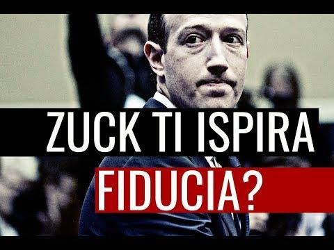 Perché Mark Zuckerberg non ispira fiducia quando parla