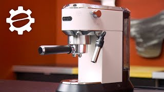 delonghi espresso maker review