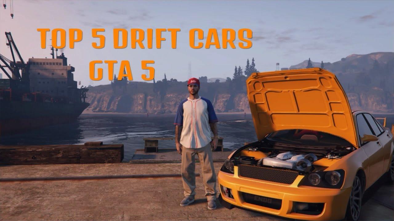 Top Drift Cars In Gta Youtube
