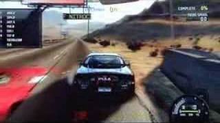 Need for Speed Pro Street - E3 2007 trailer!