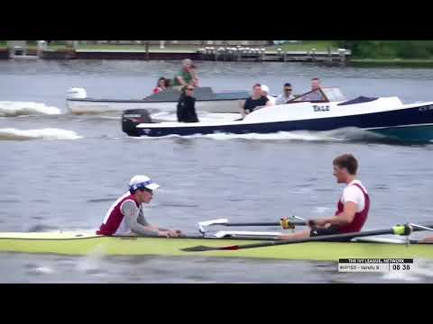 Race Recap: Harvard Heavyweight Crew V8 vs. Yale