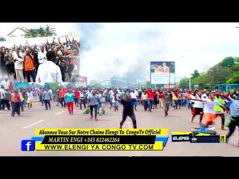 Urgent : Kinshasa Ça Brûle Déjà Marche Le 25 Février Ba Kinois Ba Signé Liwa