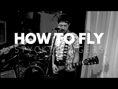 Vitor Antunes - How To Fly Sticky Fingers Cover  Take One