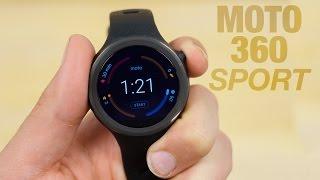 بالفيديو.. موتورولا تطرح الإصدار الرياضي من Moto 360 للبيع