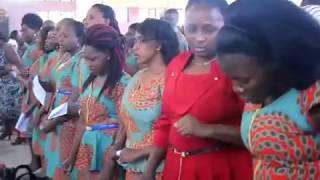 NITAKWENDA MIMI MWENYEWE NIKATOE SADAKA KWA BWANA - ST. JOSEPH CATHOLIC CHURCH MLOLONGO