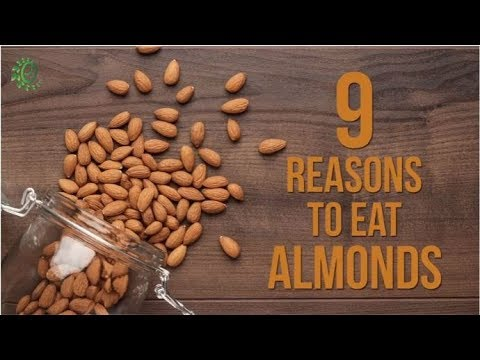 9 Powerful Benefits of Almonds For Skin Health And Weight Loss | Organic Facts