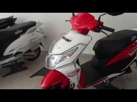 #ScooterFest: New Honda Dio 2015 Walkaround (price, mileage, etc )