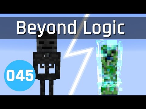 Beyond Logic #45: Beacons of Zeus | Minecraft 1.13