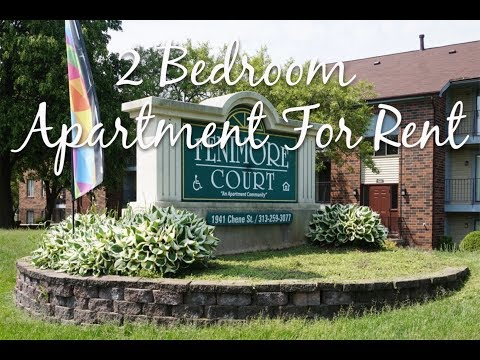 Detroit 2 Bedroom Apartment For Rent| Fenimore Court