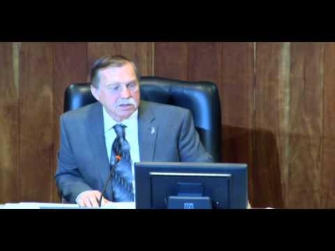 February 26, 2015 - Commissioner Regular - Santa Rosa County Board of County Commissioners