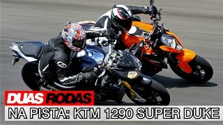 Comparativo: KTM 1290 Super Duke R x BMW S 1000 R