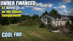 Former 57 Acre Church Camp with Owner Financing! - www.InstantAcres.com - ID#UU57