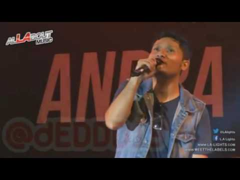 Konser Launching  Panah Takdir  Andra & The Backbone 2016 ch  I