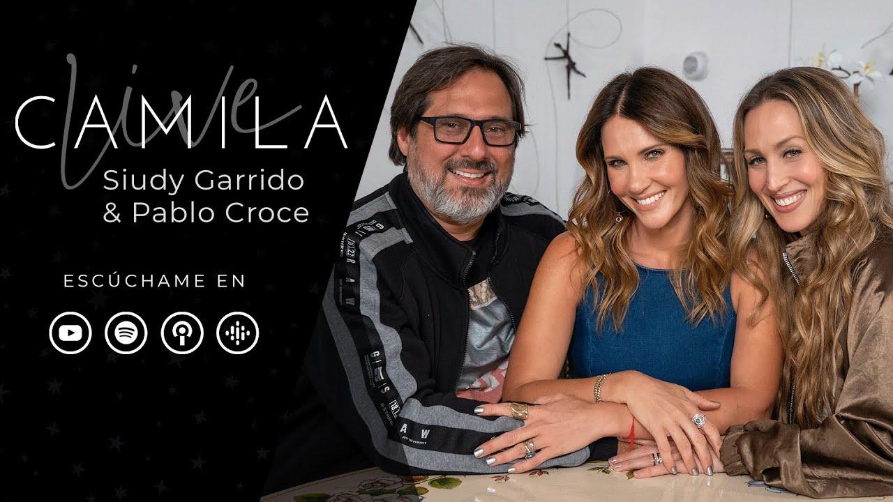 CAMILA LIVE   Siudy Garrido y Pablo Croce: El sueño que llegó a Broadway.