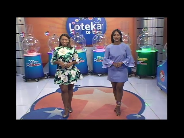 Loteka Lotería Electrónica Sorteo 07:55 PM 07-04-2021