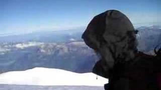 360 degré sur le Mont Blanc - 11 août 2007