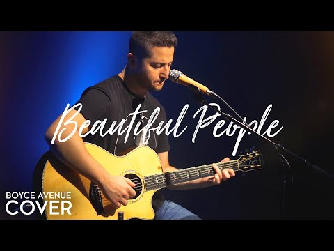 Music video Boyce Avenue - Beautiful People