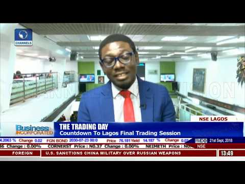 Industrial Sector Leads The Gainers As Capital Market Closes For The Week  Business Incorporated 