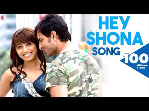 Hey Shona | Full Song | Ta Ra Rum Pum | Saif Ali Khan, Rani Mukerji | Shaan, Sunidhi, Vishal-Shekhar