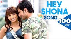 Hey Shona - Full Song | Ta Ra Rum Pum | Saif Ali Khan | Rani Mukerji | Shaan | Sunidhi Chauhan