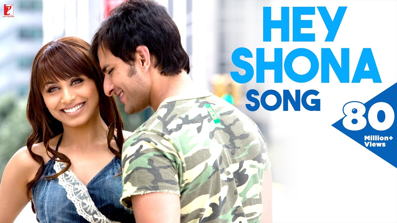 Download Hey Shona - Full Song | Ta Ra Rum Pum, Saif Ali Khan, Rani Mukerji, Vishal & Shekhar, Shaan, Sunidhi