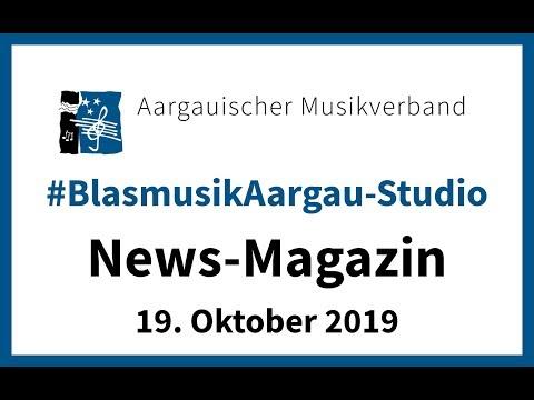Aarg. Musikverband - News-Magazin 19.10.2019